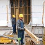 Opruim bouwwerven