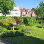 Aanleg van tuin en parken